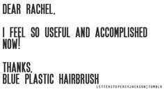 To Rachel Elizabeth Dare