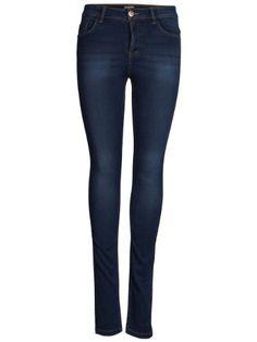 MAC Jeans CARRIE PIPE Stretch blau slim fit  Röhre Gr.36 L34 NEU