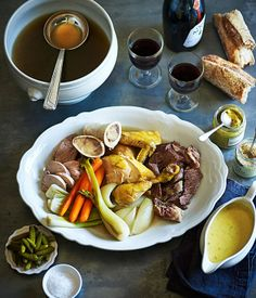Pot au feu recipe | Damien Pignolet - Gourmet Traveller
