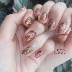 Nail by @nagisakaneko (90min) . . #disco #disconail @disco_tokyo