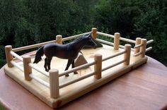 Unikat Pferde koppel 4 Teilig  von Treety auf DaWanda.com