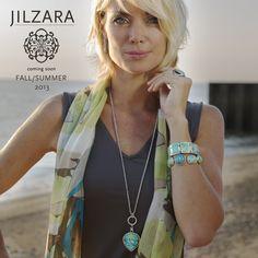 New 2013 Fall/Summer Color Emerald.  Available July www.jilzara.com