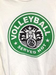 I was going to get this shirt when I went to the big south Atlanta volleyball tournament