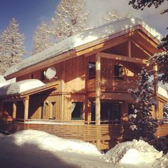 Chalet Herz @ Alpenpark Turracher Höhe, Austria. Our lovely holiday home in the mountains of the Nockberge. Here you can spend you summer and winter holiday with family and friends.