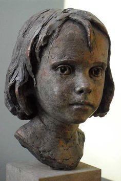 Resultado de imagen para portrait sculpture