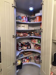 wickes corner pantry comes in 14 different ranges kitchens pinterest pantry corner. Black Bedroom Furniture Sets. Home Design Ideas