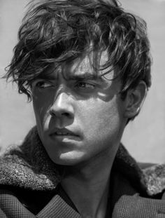 Jamie Blackley - Page - Interview Magazine