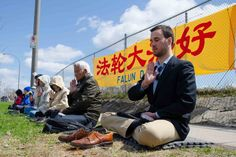 Falun Gong Practitioners Commemorate April 25 Around the World (Photos) » The Epoch Times