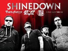 Mount Pleasant MI! Tonight #Shinedown with Buckcherry Pop Evil Red Sun Rising and Like A Storm at The Soaring Eagle Casino! Who's going to the show?! Show info here: http://ift.tt/2bMRl0V   via Instagram http://ift.tt/2bTiOeR  Shinedown Zach Myers