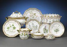 flora danica china   ... Flora Danica Dinner Set – The World's Most Prestigious Dinnerware