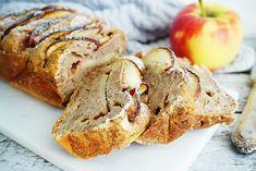 kwarkbrood met appel