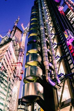 Lloyd's of London, city