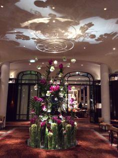 Chantilly de fleurs