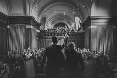 Stoke Newington Town Hall wedding of Roger & Tom by London creative wedding photographer Paul Underhill, so much enegry and fun! Wedding Ceremony, Wedding Venues, Wedding Photographer London, Documentary Wedding Photography, London Wedding, Town Hall, First Dance, Documentaries, How To Memorize Things