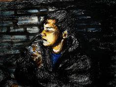 #lascars #thug #cigarette #thuglife #streetdrawing #Jariku #JarikuShaman #UrbanShaman #Artiste #Artthérapie #GrandEsprit #sketch #draw #magic #art #artwork #artcontemporain #artcollector #artcollections #artgallery #gallery #gallerywal #paris #galleries #gallerieart #artcomtemporain #abstractart #abstractpainting #fineart #artiste #beauxartsparis #ieac #beauxarts Thug Life, Beaux Arts Paris, Art Gallery, Magic Art, Galleries, Artwork, Sketch, Draw, Movie Posters