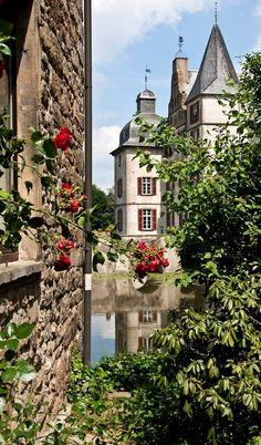 Schloss Bodelschwingh, Dortmund-Bodelschwingh (Nordrhein-Westfalen), Deutschland