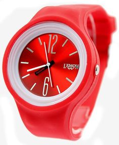 >> Click to Buy << New Red Dial White Watchcase Silicone Red Band Ladies Women Fashion Watch FW746A #Affiliate