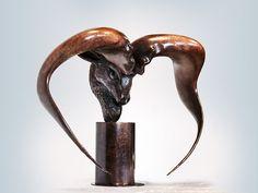 Vadim Tuzov is a Ukranian sculptor who works in bronze and who now lives in Dublin, Ireland. Irish Art, Bronze Sculpture, Cuff Bracelets, Art Gallery, Dublin Ireland, Artist, Painting, Jewelry, Art Museum
