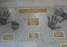 """In Memory of Freddie Mercury"": hold me while I cry."