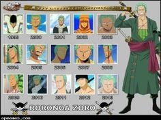 One Piece, Roronoa Zoro Happy Birthday (11/11/2014)
