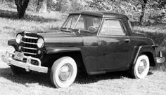 In 1950, Willys-Overland and Alcoa partnered teamed up to create a four-passenger prototype coupe based on the automaker's boxy station wagon. Here's a closer look at the unusual beast.…