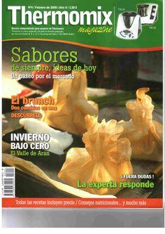 ISSUU - Revista thermomix nº4 sabores de siempre, ideas de hoy de argent