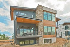The Granary   - The Granary—Boulder's newest boutique, north-side address—features contemporary homes that offer panoramic views of the Rocky Mountains. To maximize the vistas, Integrity® windows and french doors were included in the plans. The windows and doors were the perfect choice to provide the fit, sleek styling and durable finishes the owners were looking for in this Colorado mountain neighborhood.  Red Diamond Achiever 2016 Winner   Boulder Home Builders LLC/Pocci Design Group…
