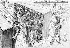 Fd imgesel 47 izciler by FREEdige on DeviantArt Human Figure Sketches, Human Sketch, Human Figure Drawing, Girl Drawing Sketches, Figure Sketching, Drawing Ideas, One Perspective Drawing, 3 Point Perspective, Disney Sketches
