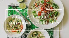 ZUKKININUUDELIT / Hannan soppa