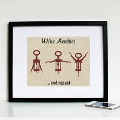 Funny Cross Stitch Pattern Easy Embroidery by SmartCrossStitch