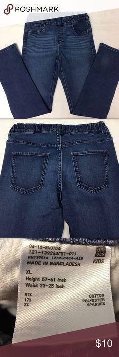 Boy's Uniqlo Jeans (XL) second pair Boy's Uniqlo Jeans (XL) second pair Uniqlo Bottoms Jeans