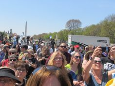 Democracy Awakening Rally,March 4/17/2016  Marching in the streets