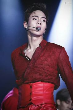 shownu - monsta x Hyungwon, Kihyun, Monsta X Shownu, Jooheon, Stage Outfits, Kpop Outfits, Extended Play, Baby Shark Music, Lee Joo Heon