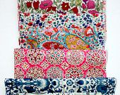 Liberty of London Scrap Packs from Etsy