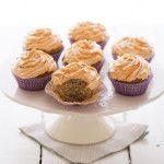 Cupcakes alla zucca e mandorle / Pumpkin and almond cupcakes