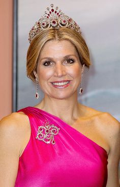 Queen Máxima showcases stylish outfits during first official visit to Canada - Photo 2 | Celebrity news in hellomagazine.com