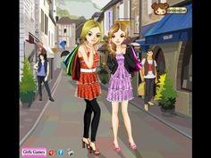 Shopping Girls - Game Tutorial 2016