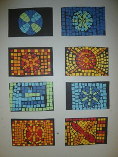 Art visuel : L'Antiquité et la Mosaïque 2