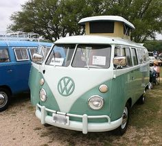 VW Campervan my dream van like omfg