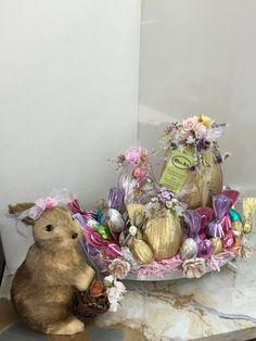 Easter chocolate baskets Chocolate Baskets, Easter Chocolate, Chocolate Gift Baskets