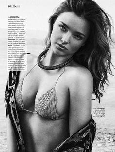 Miranda Kerr - Elle Spain - May 2014 - Editorial | TheImpression.com