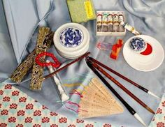 Chinese culture (painting, calligraphy, origami, science, history, etc...)