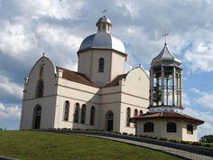 Igreja ucraniana do distrito de Dorizon, município de Mallet