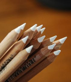 General Pencil Co. - White Charcoal Pencil - #558