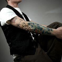 Tathunting for arm tats. #tattify #tattoo #tattoos #ink