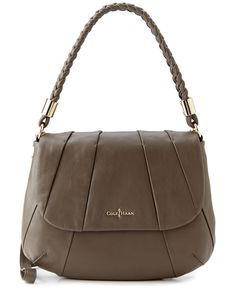 "Cole Haan ""Adele"" Leather Shoulder Bag is on Rue. Shop it now."