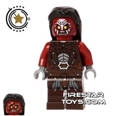 LEGO Lord of the Rings Minifigure - Uruk-hai