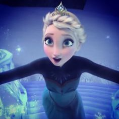 Disney Frozen picture Elsa #DisneyFrozen