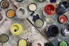 Annie Sloan Blogger Event – Vintage Oxford  #anniesloan #chalkpaint