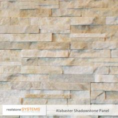 stacked stone facade - Google Search                                                                                                                                                                                 More